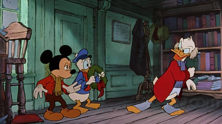 Zum 50. Todestag von Walt Disney: Die schönsten Weihnachtsfilme aus ...
