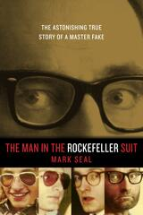 The Man in the Rockefeller Suit - Poster