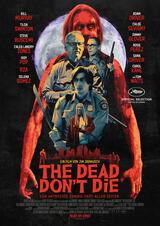 The Dead Don't Die - Poster