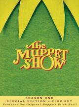 Die Muppet Show - Staffel 1 - Poster