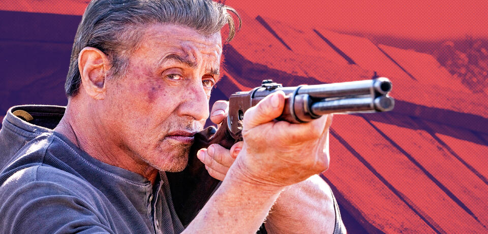 Sylvester Stallone in Rambo 5: Last Blood