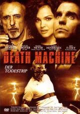 Death Machine - Der Todestrip - Poster
