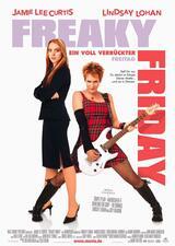 Freaky Friday - Ein voll verrückter Freitag - Poster