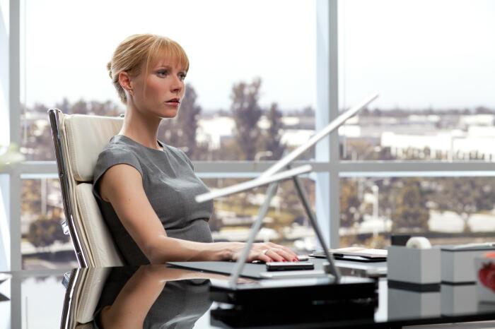 Iron Man 2 mit Gwyneth Paltrow
