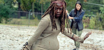 The Walking Dead: Michonne im Dilemma