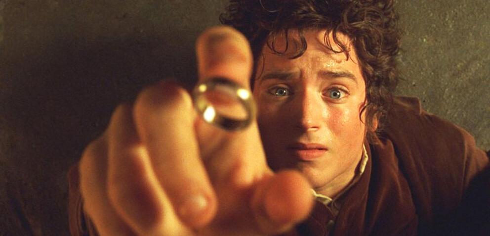 Der Herr der Ringe: Elijah Wood als Frodo