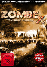 Zombex - Walking of the Dead - Poster