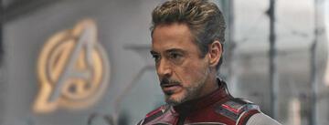 Avengers: Endgame mit Robert Downey Jr.