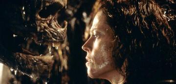Alien - Die Wiedergeburt mit Sigourney Weaver