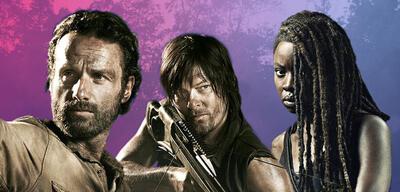 The Walking Dead: Welche Figur bist du?
