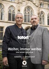 Tatort: Weiter, immer weiter - Poster