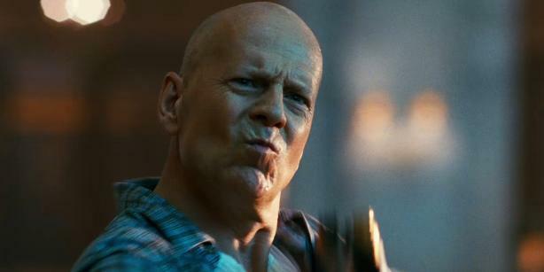 Stirb langsam - Ein guter Tag zum Sterben mit Bruce Willis