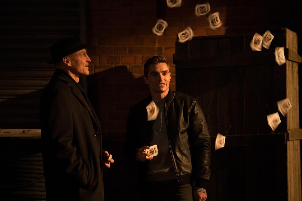 Die Unfassbaren 2 mit Woody Harrelson und Dave Franco