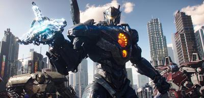 Der Roboter Gipsy Avenger in Pacific Rim 2