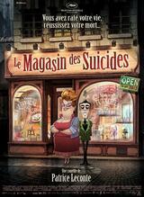 The Suicide Shop - Poster