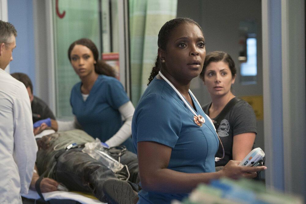 Chicago Med - Staffel 2