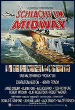 Schlacht um Midway Poster