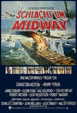Schlacht um Midway - Poster