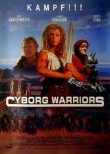 Cyborg Warriors - Poster