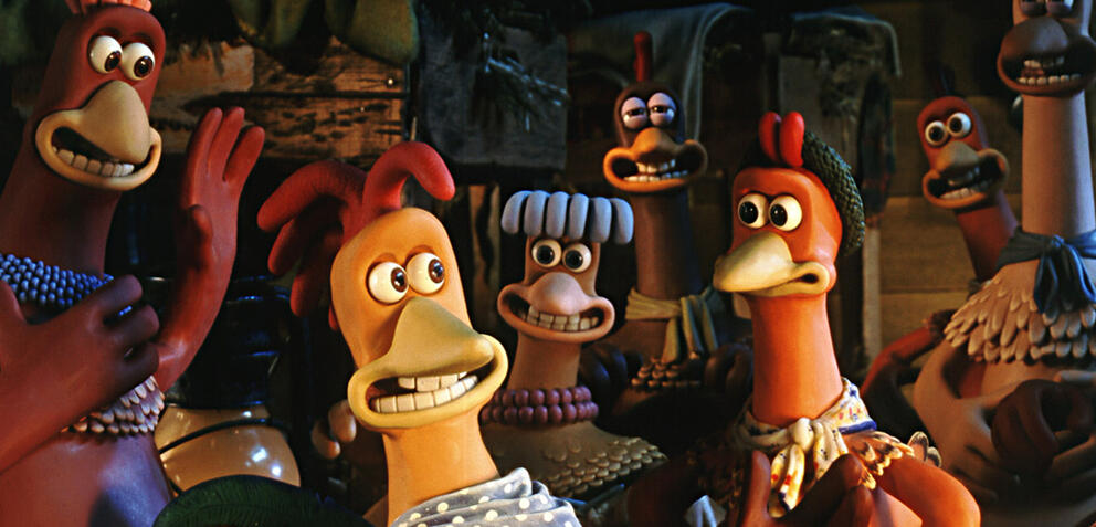Chicken Run - Hennen rennen