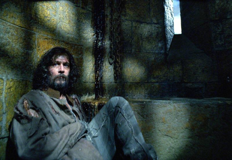 Harry Potter und der Gefangene von Askaban mit Gary Oldman