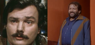Wolfgang Hess und Bud Spencer