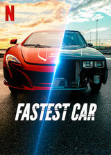 Fastest Car - Staffel 2 - Poster