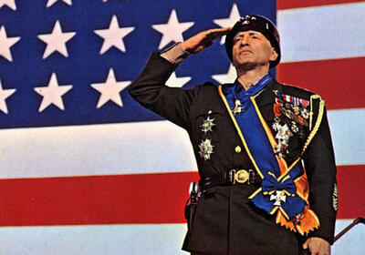 George C. Scott als Patton