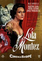 Lola Montez - Poster