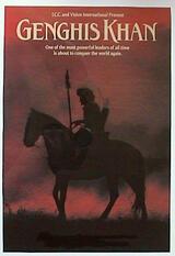 Gengis Khan - Poster