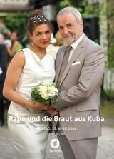 Papa und die Braut aus Kuba - Poster