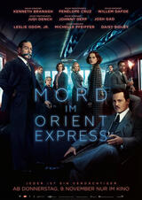 Mord im Orient Express - Poster
