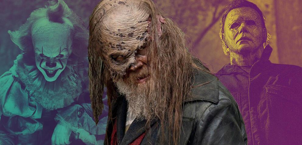 Wer steckt unter den Horror-Masken?