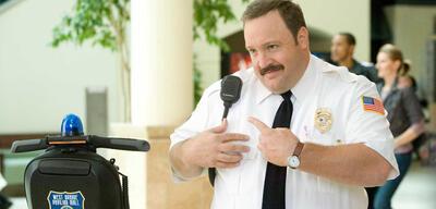 Schnurr-Blart: Kevin James in Der Kaufhaus Cop 2