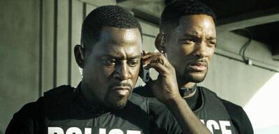 Bad Boys Martin Lawrence und Will Smith