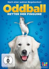 Oddball - Retter der Pinguine - Poster
