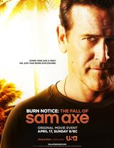 Burn Notice: The Fall of Sam Axe - Poster