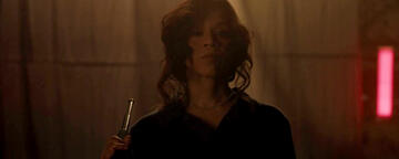 Rosie Perez spielt Detective Renee Montoya