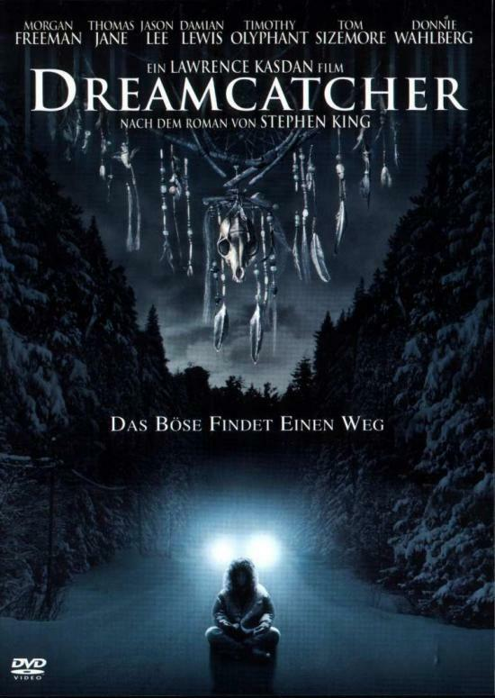 Dreamcatcher Film 40 Moviepilotde Inspiration Dream Catchers Film