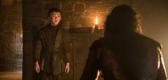 Brenock O'Connor in Game of Thrones
