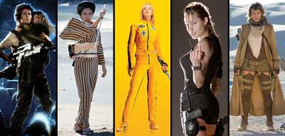 Die tödlichsten Frauen der Filmgeschichte