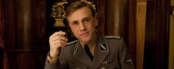 Christoph Waltz als Hans Landa in Inglourious Basterds