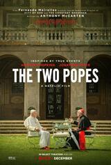 Die zwei Päpste - Poster