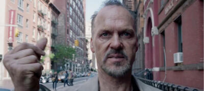 Mit Schnipp, ohne Schnitt? Michael Keaton in Birdman