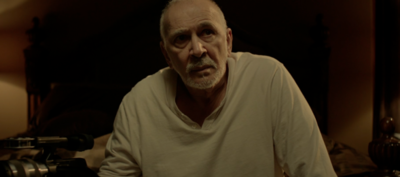 Frank Langella in The Time Being