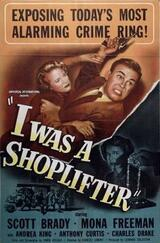 I Was a Shoplifter - Poster