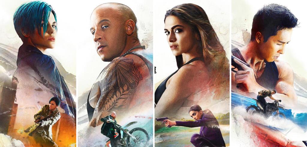 Ruby Rose, Vin Diesel, Deepika Padukone und Donni Yen posen für xXx: Die Rückkehr des Xander Cage
