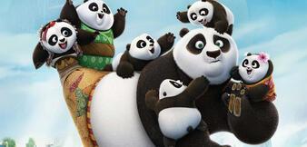 Po, der Kung Fu Panda