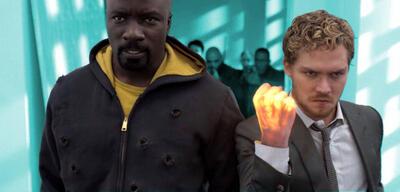 Luke Cage und Iron Fist