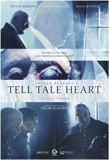 Steven Berkoff's Tell Tale Heart - Poster
